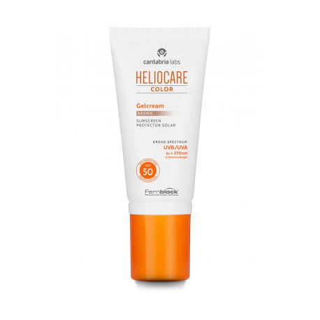 HELIOCARE GELCREAM LIGHT SPF50 50ML