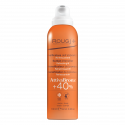 Intensificador Bronceado AttivaBronz +40% TurboFresh Rougj 100m