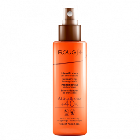 Intensificador Bronceado AttivaBronz +40% Spray Rougj 100ml