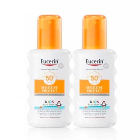 Eucerin duplo Sun kids spray 50+