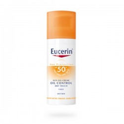 Eucerin Oil Control Spf 50 Toque Seco Sun Gel 50 ml