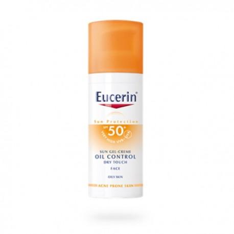 Eucerin Sun Gel Crema Oil Control Dry Touch FPS 50+
