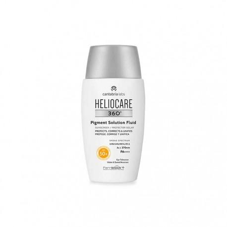 Heliocare 360 Pigment Solution Fluid Spf50+ 50ml