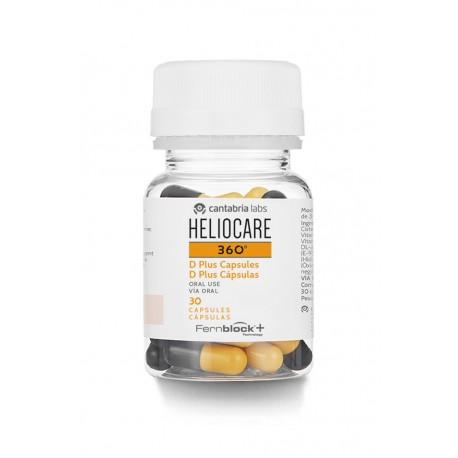 HELIOCARE 360 30 CAPS