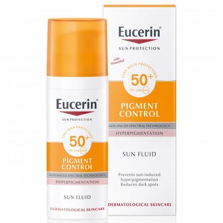Eucerin Pigment Control Sun Fluid Spf50 50ml