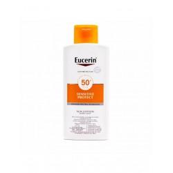 Eucerin Sensitive Protect Sun Lotion Extra Light Spf50 400ml