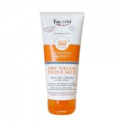 Eucerin Sensitive Protect Toque Seco Gel-cream Ultra Llight Spf50+ 200ml