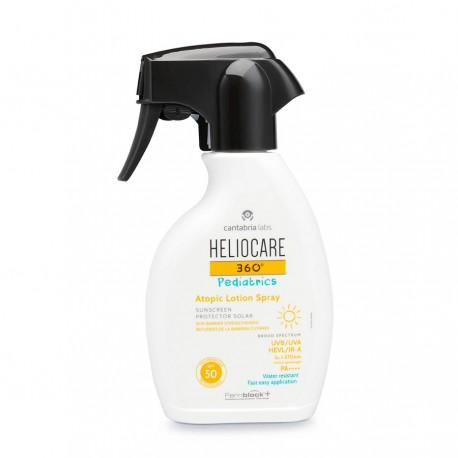Heliocare 360 Pediatrics Atopic Lotion 250 ml