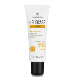 Heliocare 360 Gel Oil-Free 50ml