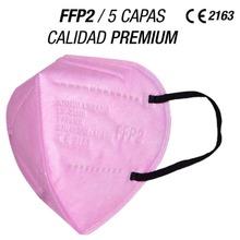 Lleva tu mascarilla con el color que más te gusta! . Por eso te ofrecemos este pack de mascarillas FFP2 Rosa, para que siempre vayas con tu color favorito y además, seguro! #mascarillas #ffp2mask #covid #proteccion