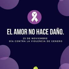 #Repost @dra.reyesbajo.clinicabajo (@get_repost) ・・・ 25 de noviembre #DíaContraLaViolenciaDeGenero 💜 Recuerda que Si duele NO ES AMOR 🙂¡Cuéntalo!#ElMachismoNoDaIgual #hackeaelmachismo