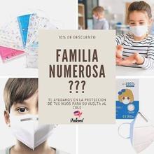 Te ayudamos con tus preparativos para el cole. Tenemos todo lo necesario para la prevención de tus hijos. #vueltaalcole