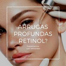 El #retinol es uno de los activos más estudiados y avalados en #dermocosmetica . Tiene un gran poder de renovación celular y es uno de los más eficaces en acción antiaging. El retinol es la única molécula utilizada en cosmética capaz de eliminar las #arrugas profundas.