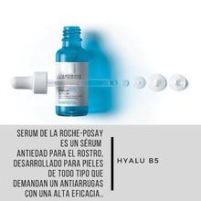 El secreto de su eficacia radica en sus ingredientes, y es que este serum, formulado a base de vitamina B5 y un dúo de ácidos hialurónicos, se ha convertido en un tratamiento antiedad para todo tipo de pieles y especialmente para las más sensibles. #hyalub5 #larocheposay #hi aluronico #hidratacionprofunda #antiarrugas