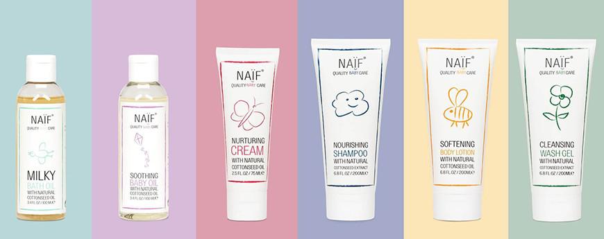 Productos naturales para el cuidado del Bebe