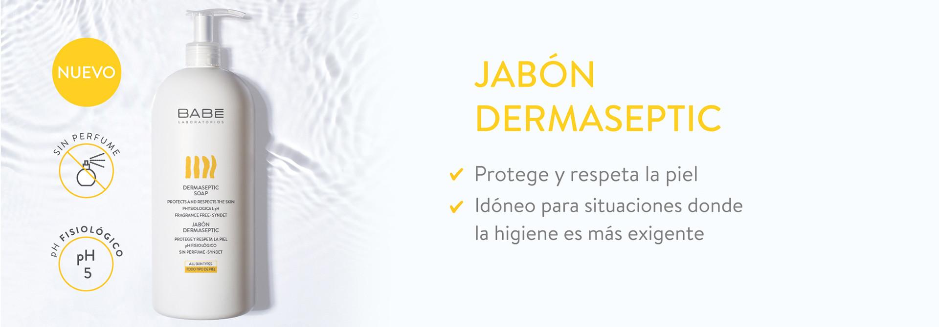 Jabón Dermaseptic